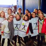 Vredeseilandenverkoop Scouts & Gidsen De Pinte-Zevergem aan Makro Eke!