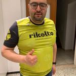 Abdel loopt voor Rikolto
