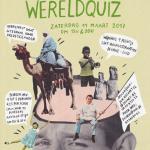 WereldQuiz OWW Deurne & Vredeseilanden 11 maart 2017