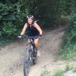 Karolien fietst voor Vredeseilanden