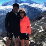 Marc en Annemie mountainbiken voor Rikolto in Vietnam