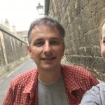 team GEEURICKX loopt #rondjekot - Filip