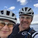Philippe en Benedikte mountainbiken voor Rikolto in Vietnam