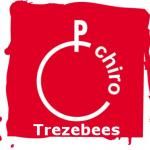 Chiro Trezebees Tope actie voeren aan de Colruyt Veurne