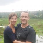 Koen & Carol fietsen voor Rikolto