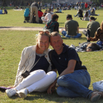 Anne & Kurt ... op de fiets voor het Zuiden!