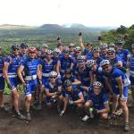 ondernemers blijven fietsen voor Vredeseilanden.