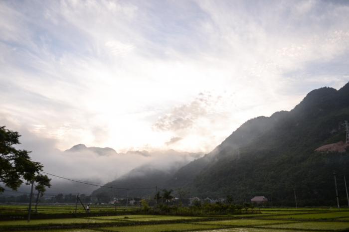 Pfiet's tocht door Vietnam
