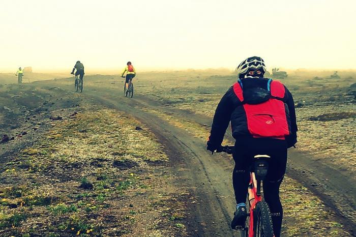 Sigrid & Peter blijven fietsen