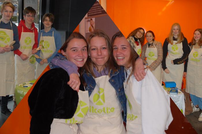Keten voor goed eten Sint-Jozefcollege Turnhout