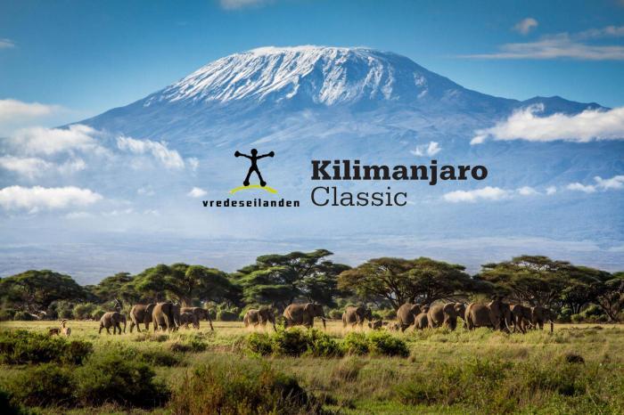 Wannes naar de Kilimanjaro