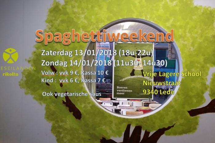 Spaghetti, wat anders