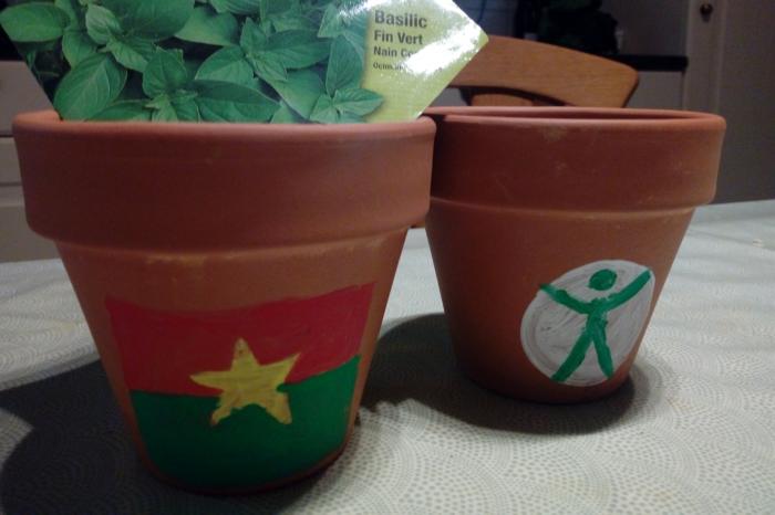 Plant een zaadje voor Salimata