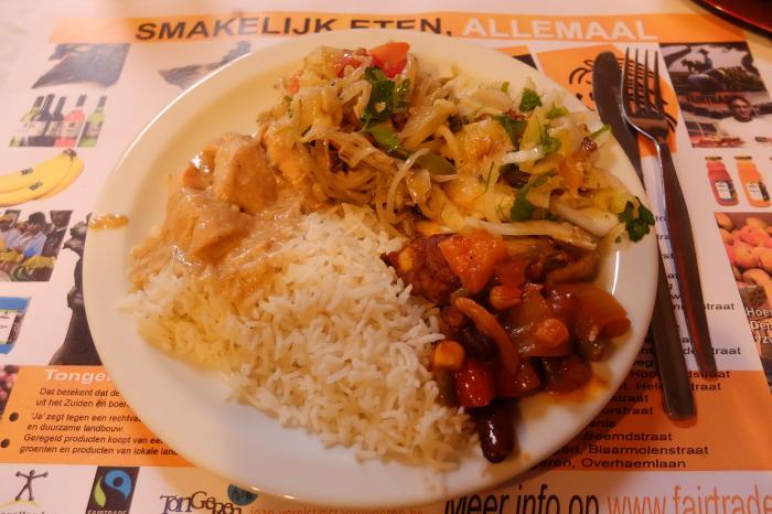 (H)eerlijke maaltijd Tongeren ism KSA Sint-Jan