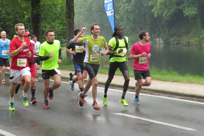 Royal Run voor Rikolto (Vredeseilanden)