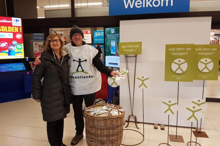Rikolto Bierbeek campagne januari 2019