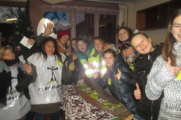 Basisschool Toermalijn Olen voor Vredeseilanden-Rikolto