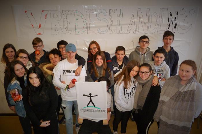 KTA Brugge steunt Vredeseilanden!