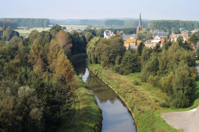Miranda wandelt 8 km rond haar kot in Zichem Scherpenheuvel