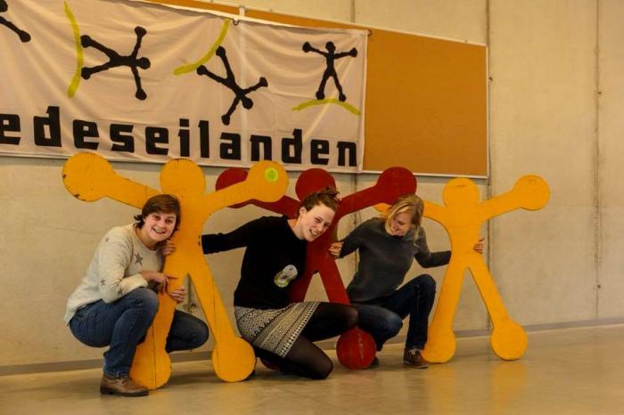 Sector Kortrijk for the win! (Stefanie - Kaat - Elisa)