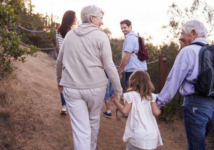 Doe mee met de familiewandeling!